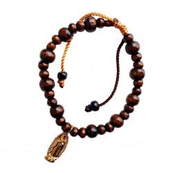 Bracelet porte bonheur Vierge