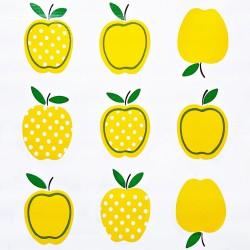 Yellow Reineta oilcloth