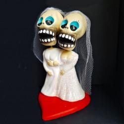 Couple mariées lesbiennes