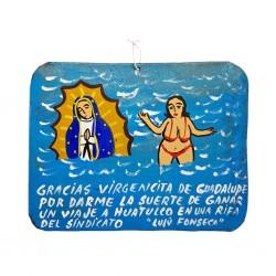 Ex-voto Voyage à Huatulco