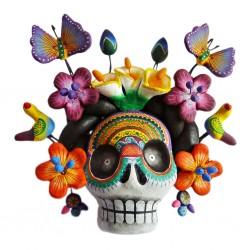 Máscara Muerte Frida