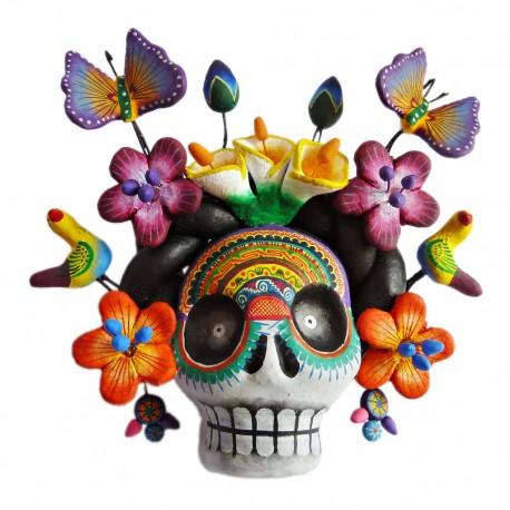Muerte Frida ornament