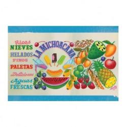 Carte postale La Michoacana