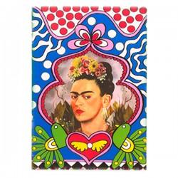 Cahier Frida Autoportait