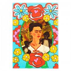 Cahier Frida avec Mono