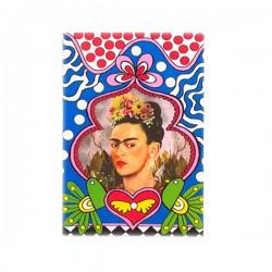 Carnet Frida Autoportait