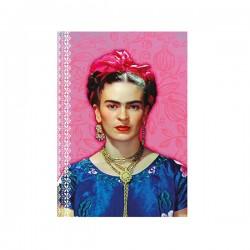 Carnet Frida Kahlo Rose