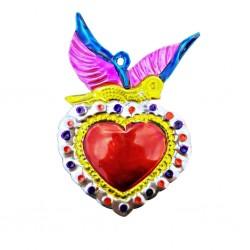 Coeur sacré Hirondelle