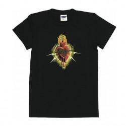 Electric heart Women's T-shirt