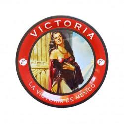 Sous-verre pin-up rétro Victoria