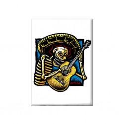 Magnet Guitarro Blanc