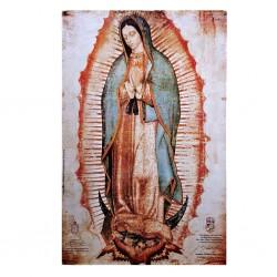 Póster Nuestra Señora de Guadalupe