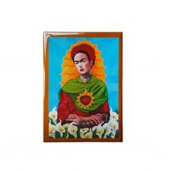 Querida Frida magnet