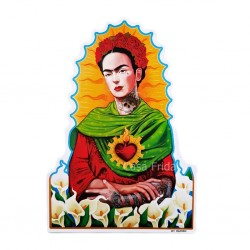 Querida Frida sticker