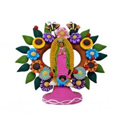 Arbre de vie Guadalupe Rose