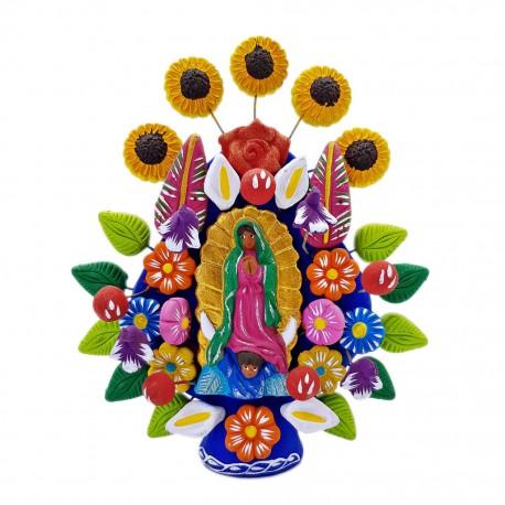 Arbol de la vida Guadalupe Azul