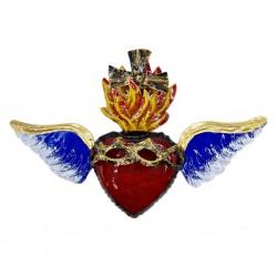 Sagrado corazón alado