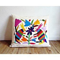 Hare Otomi pillow cover