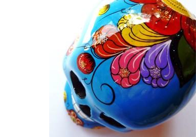 Crânes mexicains